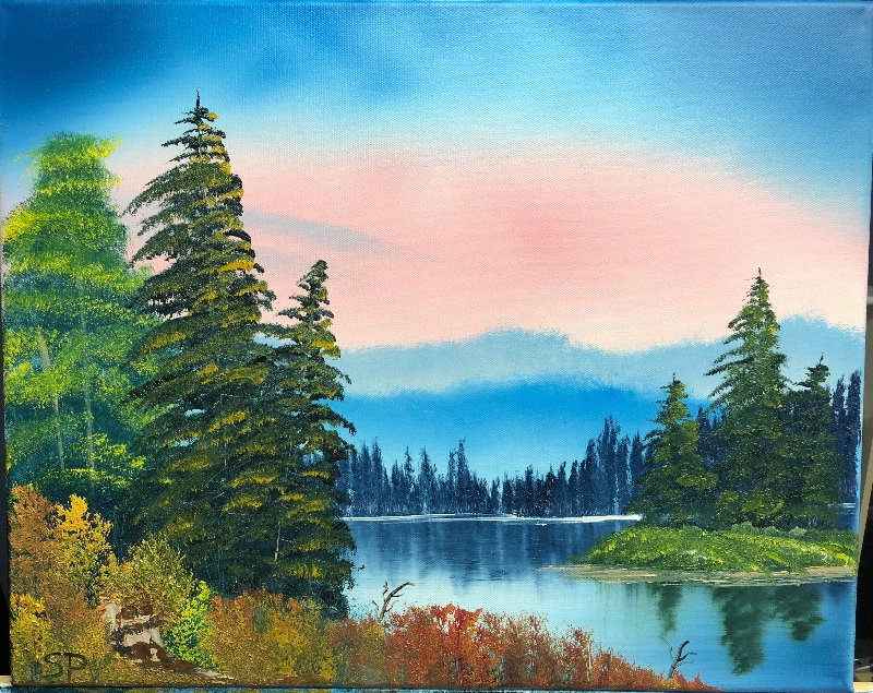 Island In The Wilderness The Joy Of Painting S29e1