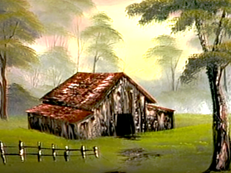 Season 15 Of The Joy Of Painting With Bob Ross