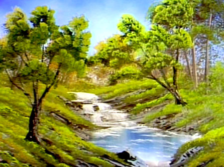 bubbling stream the joy of painting s3e3