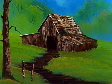 Countryside Barn