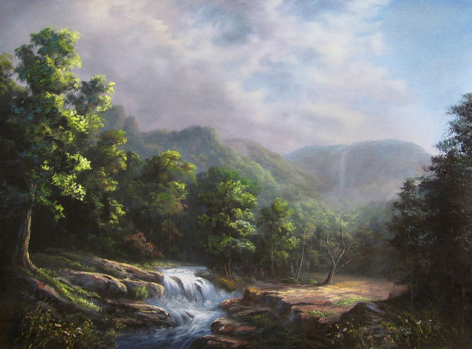 TwoInchBrush – Page 2 – All things painting and Bob Ross