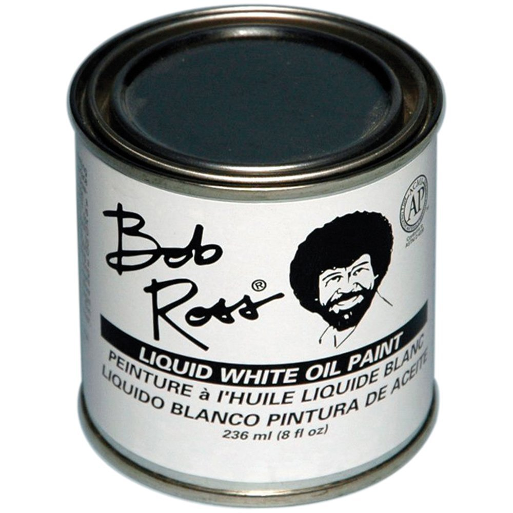 Tools & Colors - Everything needed to paint like Bob Ross